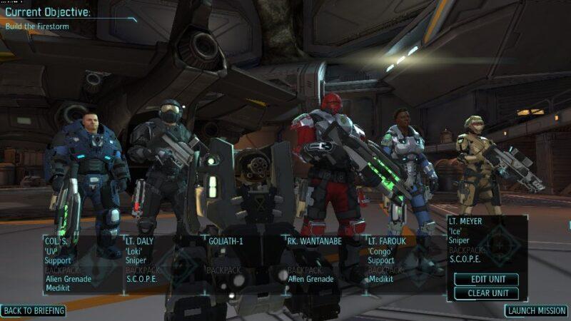 O esquadrão que vai à zona de combate
