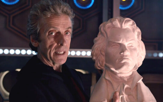 Review | Dr. Who (S09E04): Before the Flood