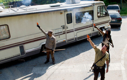 Review | The Walking Dead - 6x01: First Time Again