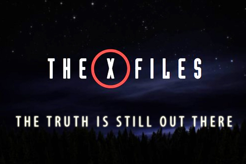 Resultado de imagem para arquivo x a verdade está lá fora