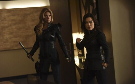 Review | Agents of S.H.I.E.L.D. – 3×06: Among Us Hide...