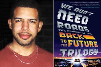 Autor do livro: De Volta Para o Futuro - Bastidores
