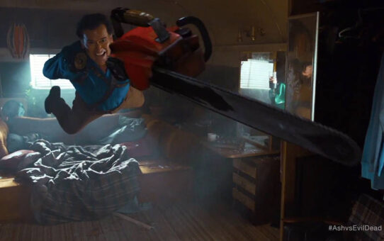 Review | Ash VS Evil Dead: Pilot