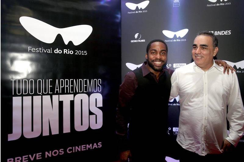 Sergio Machado e Lazara Ramos