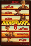 The Ridiculous 6 cartaz