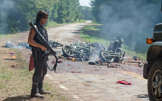 Review | The Walking Dead - 6x09: No Way Out