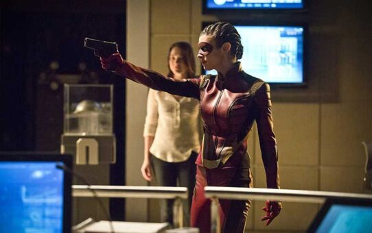 Review | The Flash 2x16: Trajectory