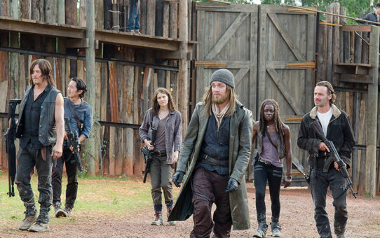 Review | The Walking Dead - 6x11: Knots Untie