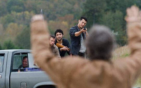 Review | The Walking Dead - 6x15: East