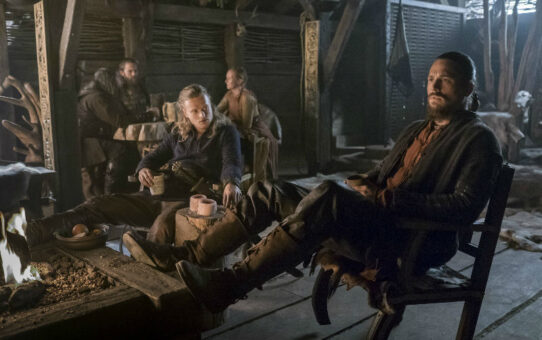 Review | Vikings - 4x04: Yol