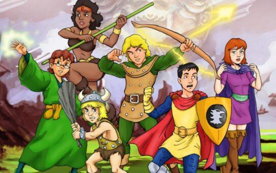 A Nostalgia Era Melhor Antigamente: Caverna do Dragão - O Filho do Astrólogo (continuação)