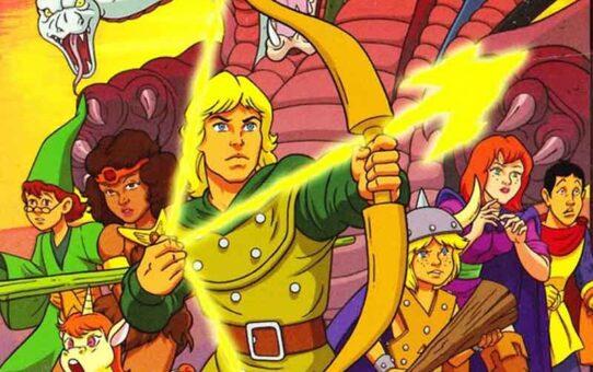 A Nostalgia Era Melhor Antigamente: Caverna do Dragão - O Filho do Astrólogo