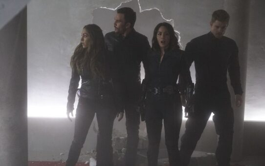 Review | Agents of S.H.I.E.L.D. – 3×17: The Team