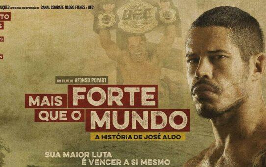 Crítica | Mais Forte que o Mundo - A História de José Aldo