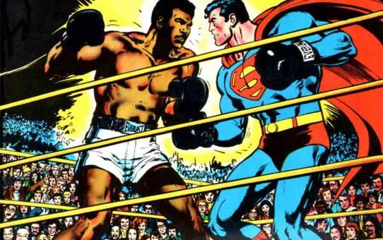 A Nostalgia Era Melhor Antigamente: Super-Homem versus Muhammad Ali