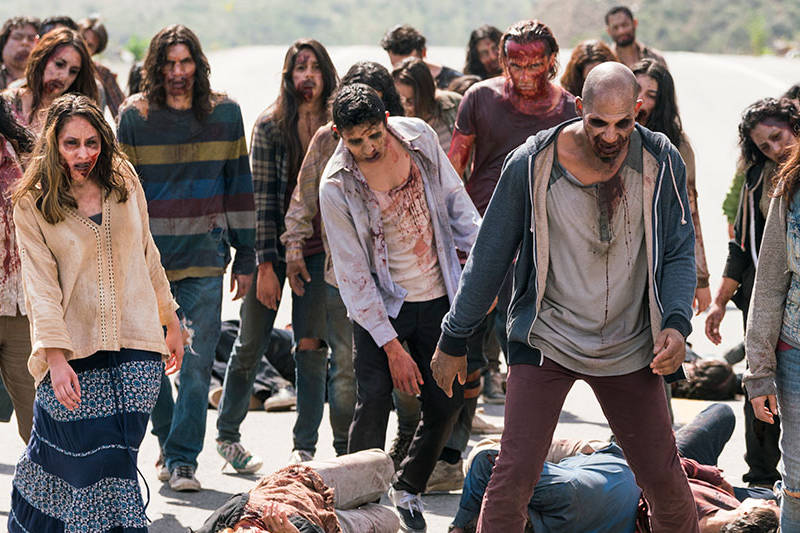 Review | Fear The Walking Dead - 2x08: Grotesque