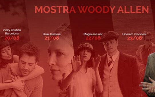 Mostra Woody Allen
