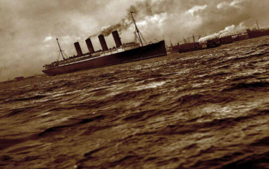 Resenha de Livro | A Última Viagem do Lusitania
