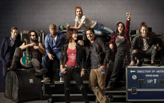 Review | Roadies - 1ª Temporada
