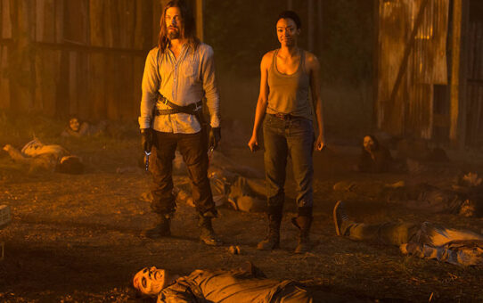 Review | The Walking Dead - 7x05 - Go Getters