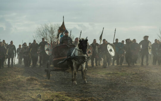 Review | Vikings - 4x19: On the Eve