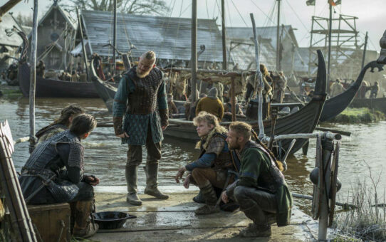 Review | Vikings - 4x18: Revenge