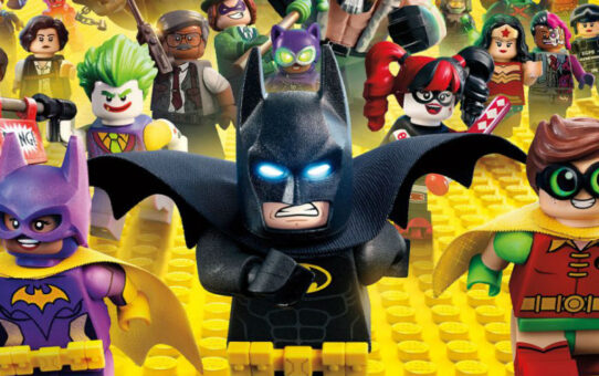 Crítica | LEGO Batman: O Filme (The LEGO Batman Movie)
