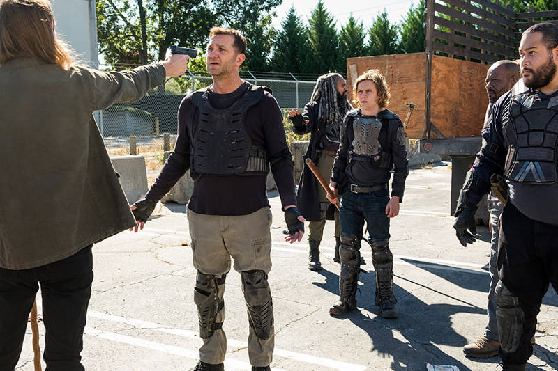 Review | The Walking Dead – 7×13: Bury me Here