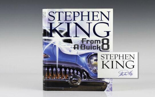 Resenha de Livro | Buick 8