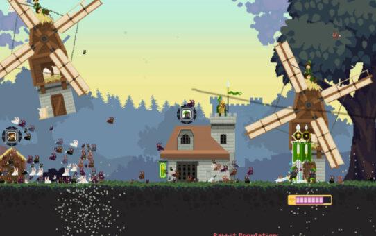 Fluffy Horde - Game indie brasileiro ganha data de lançamento!