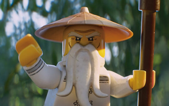 Crítica | LEGO Ninjago: O Filme (2017)