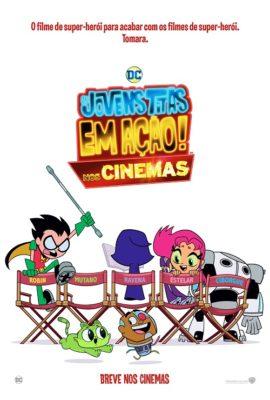 Jovens Titãos em Ação - Poster do Filme