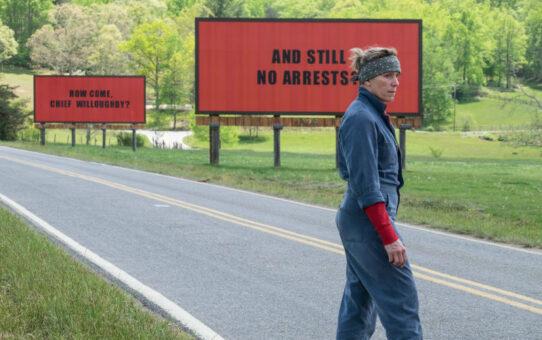 Crítica | Três Anúncios Para um Crime (Three Billboards Outside Ebbing, Missouri)
