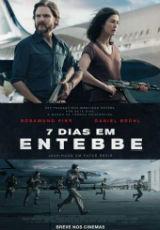 7 Dias em Entebbe, cartaz