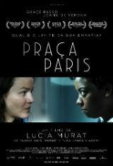 Praça Paris, filme, cartaz