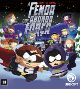 capa do jogo South Park: A Fenda que Abunda Força