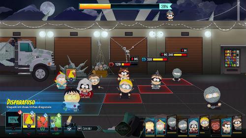 imagem 2 do jogo South Park: A Fenda que Abunda Força