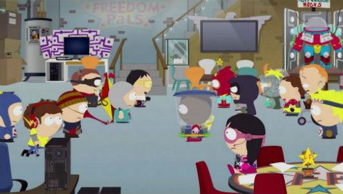 imagem 1 do jogo South Park: A Fenda que Abunda Força