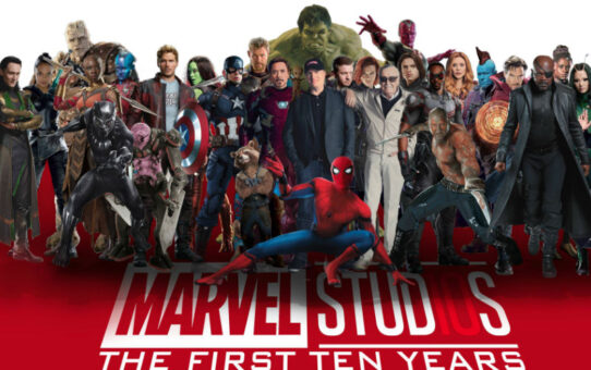 Top 5 | Filmes do Marvel Cinematic Universe