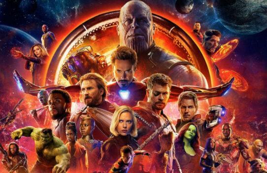 Crítica   Vingadores: Guerra Infinita (Avengers: Infinity War)