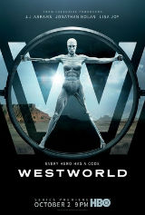 cartaz 1ª temporada Westworld