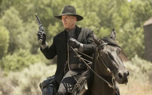 Homem de Preto, Ed Harris, Westworld