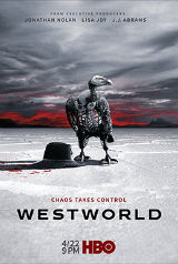 westworld, cartaz 2ª temporada