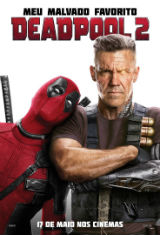 Deadpool e Cable, cartaz
