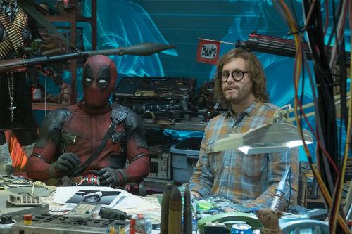 Deadpool, Wade/Deadpool e Weasel