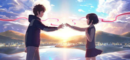 Your Name, foto