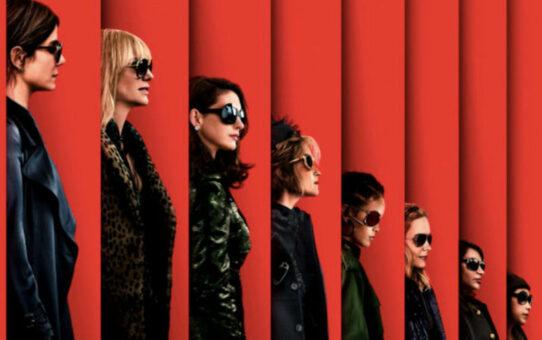 Crítica | Oito Mulheres e Um Segredo (Ocean's Eight)