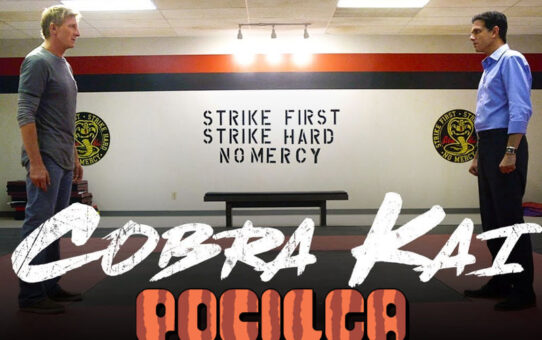 Review | Cobra Kai - 1º Temporada