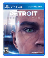 Detroit: Become Human, capa