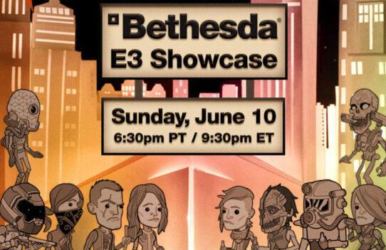 E3 2018 | Conferência da Bethesda